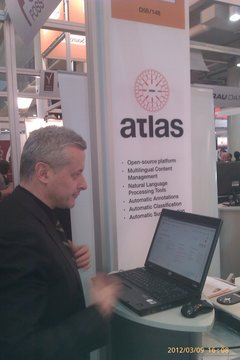ATLAS @CeBIT 2012